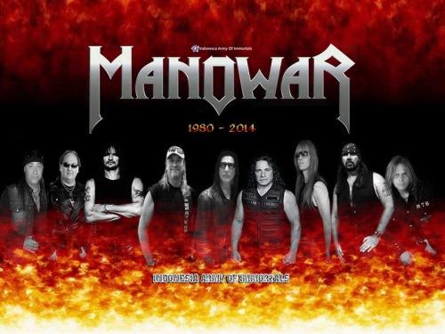 Indo ManOwaR - ManOwaR 1980-2014