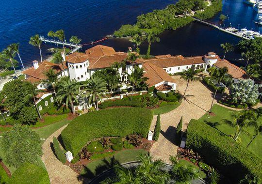 Cliff Williams Mansion