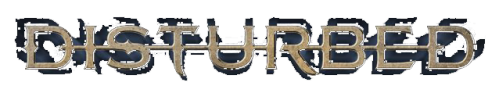 DISTURBED new logo 2015 BMR