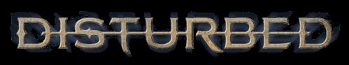 DISTURBED new logo 2015 BMR