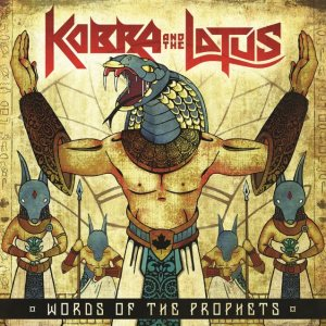 KOBRA AND THE LOTUS words cd