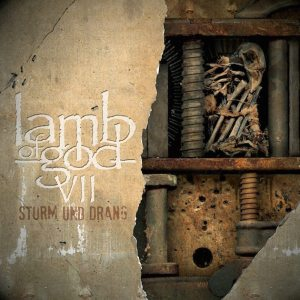 LAMB OF GOD sturmback