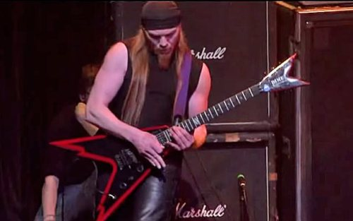 MORBID ANGEL Guitarist DESTRUCTHOR