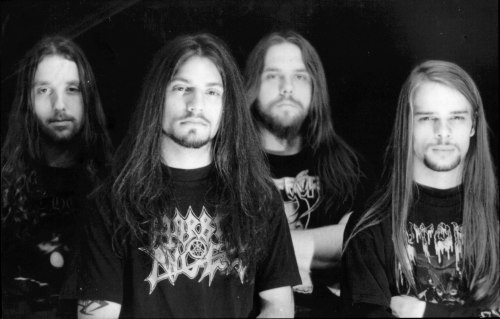 GORGUTS band