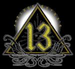 JOEL HOEKSTRA'S 13 Logo