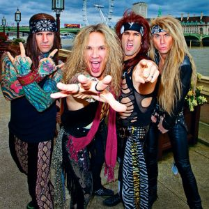STEEL PANTHER 2015