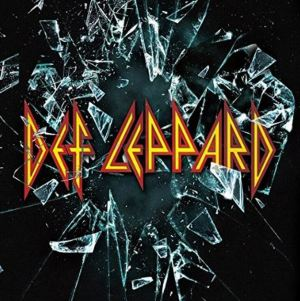 DEF LEPPARD self titled cd vover