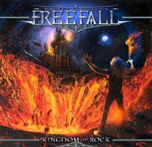 MAGNUS KARLSSON'S FREEFALL Kingdom of Rock