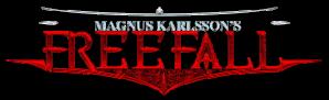 MAGNUS KARLSSON'S FREEFALL Logo