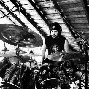 KHAOTIKA Schlagzeuger Nicholas R.Crisostomo