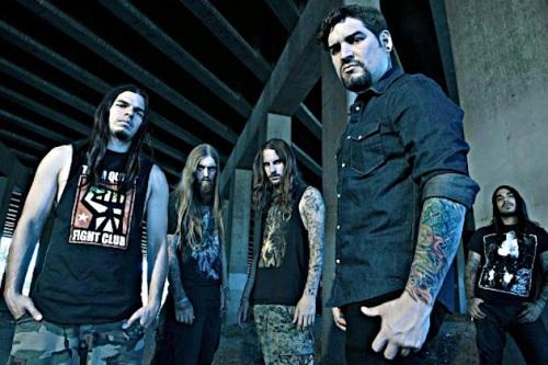 Suicide Silence 2014