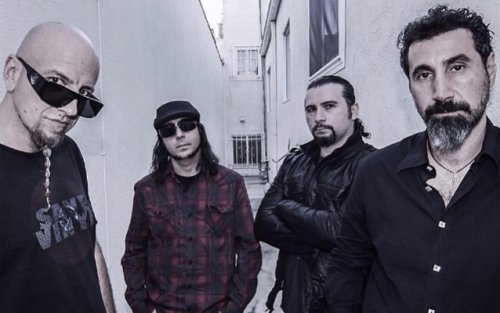SYSTEM OF A DOWN 2014