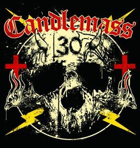 candlemass 30 logo