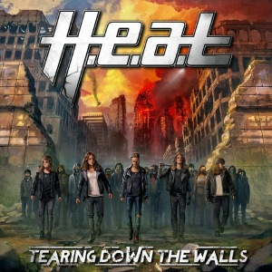 H.E.A.T tearing down the walls