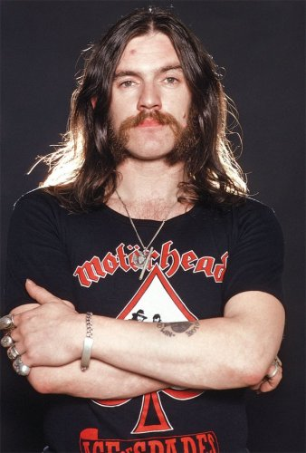 Lemmy Kilmister BMR