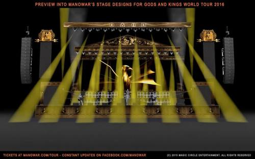 MANOWAR-Panggung Gods And Kings World Tour2016-1