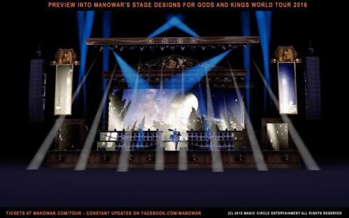 MANOWAR-Panggung Gods And Kings World Tour2016-4