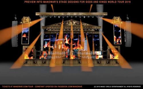 MANOWAR-Panggung Gods And Kings World Tour2016-8