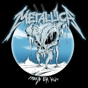 METALLICA - FREEZE 'EM ALL (ANTARCTICA 2013) 2
